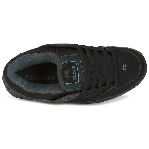 Globe FUSION Schwarz  Herren Schuhe Sneaker Low Herren  94,99 fe225f