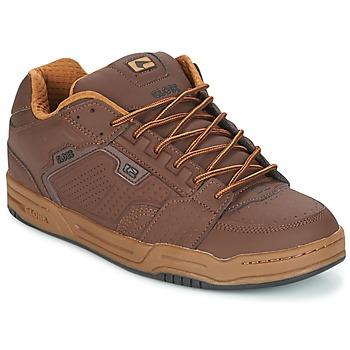 Schuhe Herren Sneaker Low Globe SCRIBE Braun