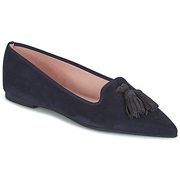 Schuhe Damen Ballerinas Pretty Ballerinas ANGELIS NAVY BLUE V007 /ANGELIS BALDER Blau