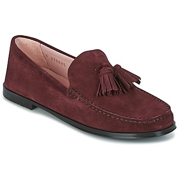 Schuhe Damen Slipper Pretty Ballerinas CROSTINA RIOJA Bordeaux
