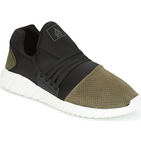 Schuhe Herren Sneaker Low Asfvlt AREA LOW Schwarz / Kaki