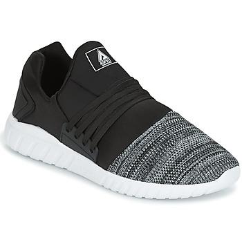 Schuhe Herren Sneaker Low Asfvlt AREA LOW Schwarz / Weiss
