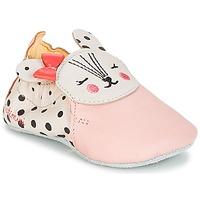Schuhe Mädchen Hausschuhe Catimini REMOULADE Rose