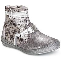 Schuhe Mädchen Boots GBB REVA Silbern
