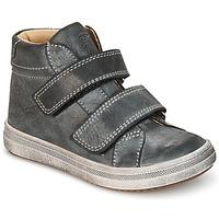 Schuhe Jungen Sneaker High GBB NAZAIRE Grau