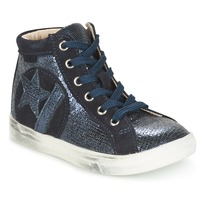 Schuhe Mädchen Sneaker Low GBB MARTA Marine / Dpf / Dolby
