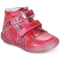 Schuhe Mädchen Boots GBB ROXANE Himbeer