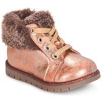 Schuhe Mädchen Boots GBB RENATA Rose