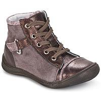 Schuhe Mädchen Boots GBB ROMIE Rose / Bordeaux