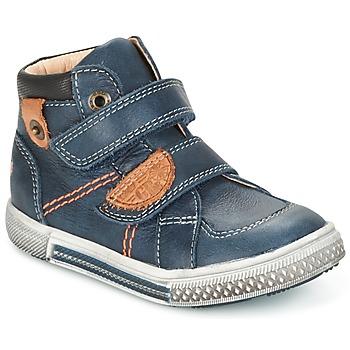 Schuhe Jungen Boots GBB RANDALL Blau