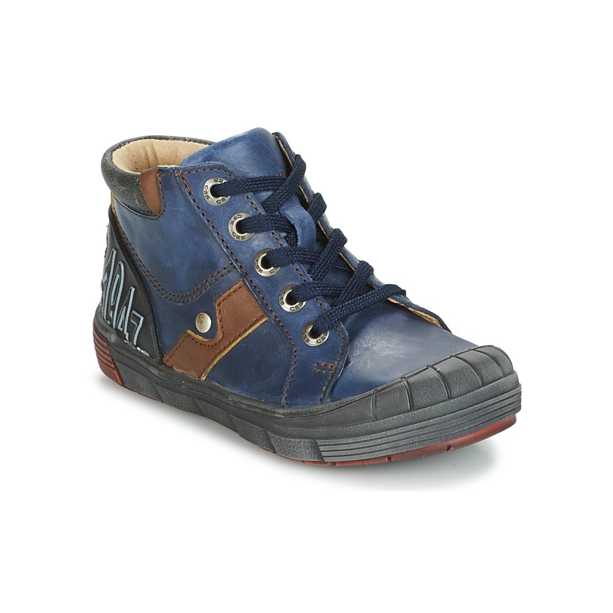 GBB RENOLD Marine / Dpf / 2831 - Kostenloser Versand bei Spartoode ! - Schuhe Sneaker High  59,50 €