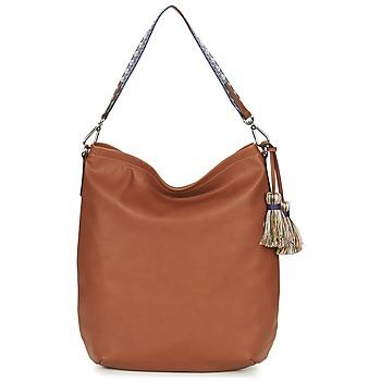 Taschen Damen Umhängetaschen Esprit TATE HOBO Braun