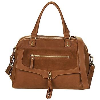 Taschen Damen Handtasche Nat et Nin BONNIE Braun