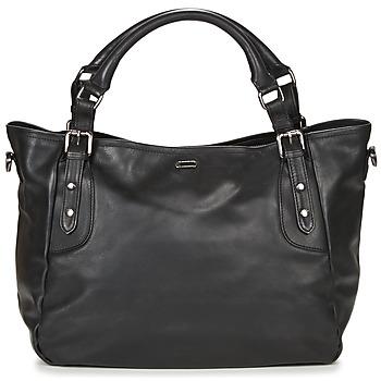 Taschen Damen Handtasche Ikks THE ARTIST Schwarz