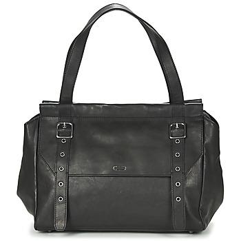 Taschen Damen Handtasche Ikks THE DOC Schwarz