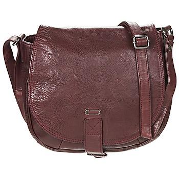 Taschen Damen Umhängetaschen Ikks WAITER Bordeaux