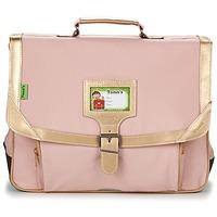 Taschen Mädchen Schultasche Tann's GLITTER CARTABLE 38CM Rose