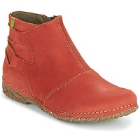 Schuhe Damen Boots El Naturalista ANGKOR Orange