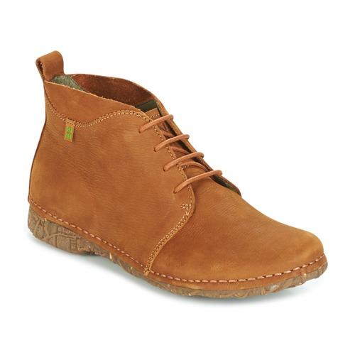 El Naturalista ANGKOR Camel  Schuhe Boots Damen 103,20