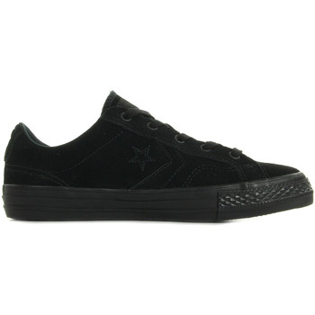 Schuhe Sneaker Converse Star Player Ox Black Schwarz
