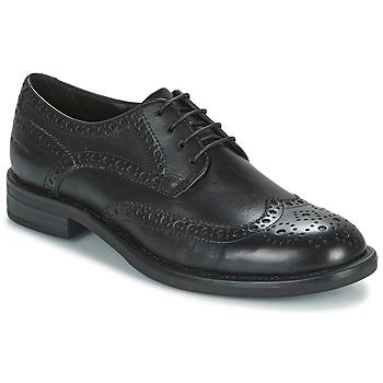 Schuhe Damen Derby-Schuhe Vagabond AMINA Schwarz