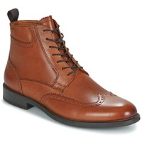 Schuhe Herren Boots Vagabond SALVATORE Cognac