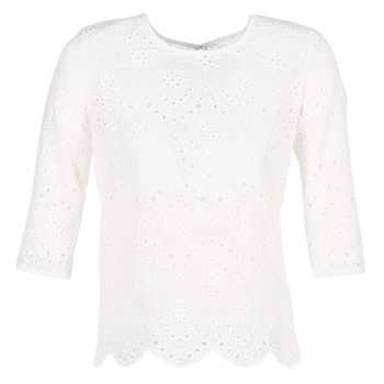Kleidung Damen Tops / Blusen Betty London GRIZ Weiss