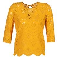 Kleidung Damen Tops / Blusen Betty London GRIZ Gelb