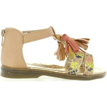 Schuhe Mädchen Sandalen / Sandaletten Flower Girl 340210-B1080 Beige