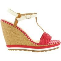 Schuhe Damen Sandalen / Sandaletten Maria Mare 66348 Rojo