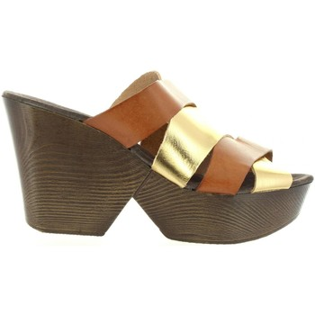 Schuhe Damen Sandalen / Sandaletten Maria Mare 65892 Marrón