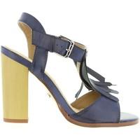 Schuhe Damen Pumps Maria Mare 66104 Azul