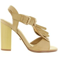 Schuhe Damen Pumps Maria Mare 66104 Beige