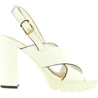 Schuhe Damen Pumps Maria Mare 66109 Blanco