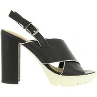 Schuhe Damen Pumps Maria Mare 66109 Negro