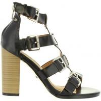 Schuhe Damen Sandalen / Sandaletten Maria Mare 65730 Negro