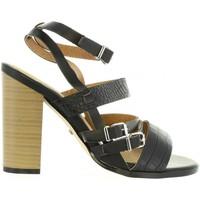 Schuhe Damen Sandalen / Sandaletten Maria Mare 65731 Negro