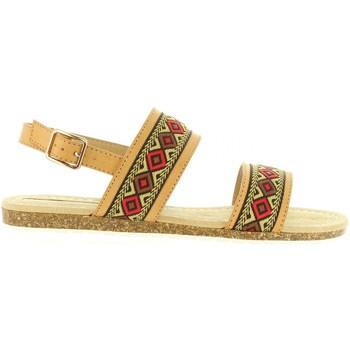 Schuhe Damen Sandalen / Sandaletten Maria Mare 66357 Marrón