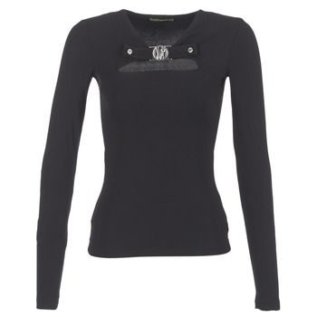 Kleidung Damen Tops / Blusen Versace Jeans B2HQA732 Schwarz