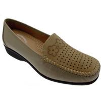 Schuhe Damen Slipper Calzaturificio Loren LOK3971du grigio