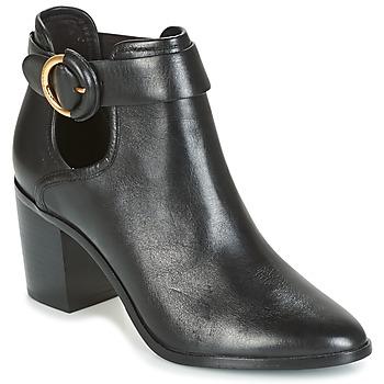 Schuhe Damen Low Boots Ted Baker SYBELL Schwarz