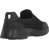 Schuhe Herren Sneaker Low Skechers GO WALK 4 INCREDIBLE Schwarz