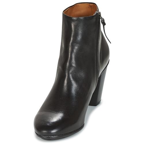 n.d.c. AURORA ZIP Schwarz Schuhe Boots Low Boots Schuhe Damen 232,50 d2be42