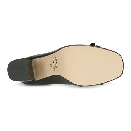 Jonak VALVO Schwarz  Schuhe Slipper Damen 103,20