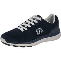 Schuhe Herren Sneaker Low Brütting Dallas blau