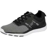 Schuhe Sneaker Low Brütting Skill schwarz