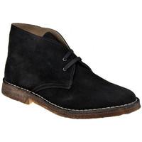 Schuhe Herren Boots Koloski Desert bergschuhe Schwarz