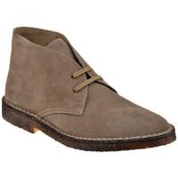 Schuhe Herren Boots Koloski Desert bergschuhe Grau
