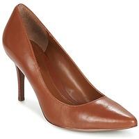 Schuhe Damen Pumps Ralph Lauren REAVE Cognac