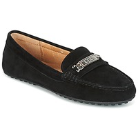 Schuhe Damen Slipper Ralph Lauren BERDINE Schwarz